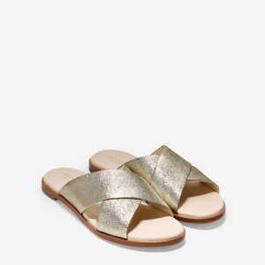 Cole Haan Grand Anica Slide Sandals Shoes 7.5
